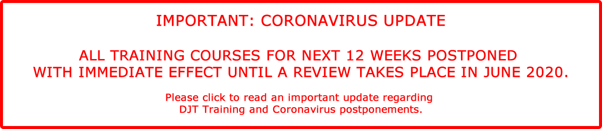 Important Message Regarding Coronavirus