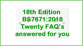 18th Edition FAQs