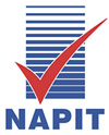 NAPIT Accredited